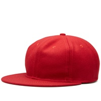 Standard Adjustable Cap Red Wool