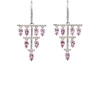Sharon Khazzam Women's Dora Earrings No Color