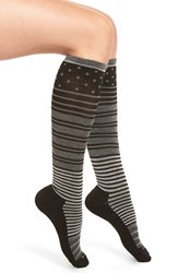 Sockwell Women's 'Twister' Merino Wool Blend Compression Socks