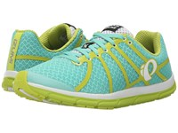 Pearl Izumi Em Road N 1 V2 Aqua Mint Lime Punch Women's Running Shoes Green