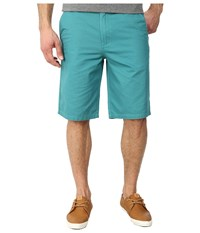 Oakley Rad Short Green Slate Men's Shorts Gray