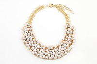 James Lakeland Multi Beaded Necklace
