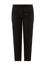 Elizabeth And James Harlow Jacquard Trousers