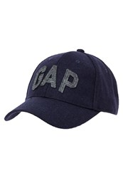 Gap Cap Navy Uniform Dark Blue