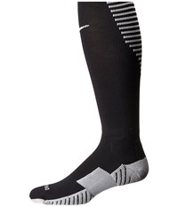 Nike Stadium Football Otc Black White White Men's Knee High Socks Shoes