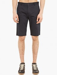 Maison Martin Margiela 14 Black Lightweight Cotton Shorts