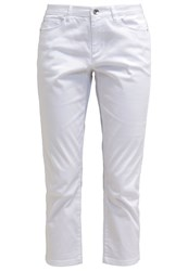 More And More Slim Fit Jeans White