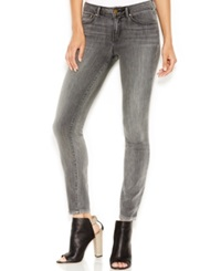 Rachel Rachel Roy Icon Ankle Skinny Jeans Gray Wash