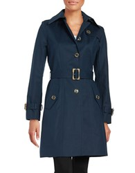 Pendleton Pacific Crest Trenchcoat Navy Blue