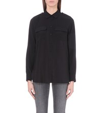 French Connection Pippa Woven Shirt Black