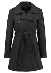 Vila Vikimra Short Coat Black