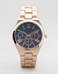 Aldo Fralian Watch Rose Gold