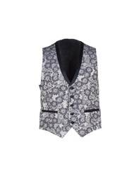Paoloni Suits And Jackets Waistcoats Men Blue