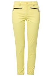 Golfino Trousers Canary Yellow