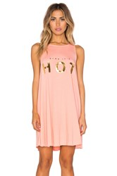 Wildfox Couture Cassidy Dress Peach