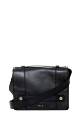 Paul And Joe Stuart Bag Black