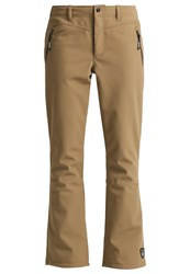 Killtec Jilli Waterproof Trousers Gold Ochre