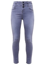New Look Petite Slim Fit Jeans Charcoal Grey