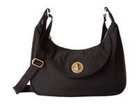 Baggallini Gold Oslo Small Hobo Black Hobo Handbags