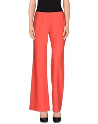 Douuod Trousers Casual Trousers Women Coral