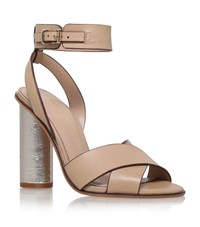 Kurt Geiger London Talbot Crossover Sandal Female Nude