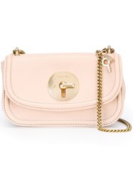 See By Chloe Small 'Lois' Crossbody Bag Nude Neutrals