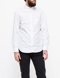 Gitman Brothers Vintage Classic Oxford In White