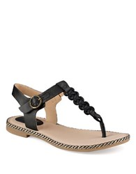 Sperry Anchor Away Sandals Black