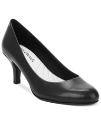 Easy Street Shoes Easy Street Passion Pumps Women's Shoes Black