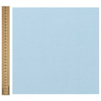 John Lewis Georgette Fabric Pale Blue