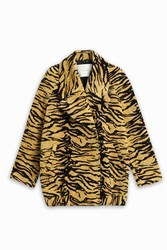Adam By Adam Lippes Tiger Jacket Multi