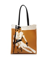 Bloomingdale's Limited Edition Star Wars The Force Awakens Rey Tote