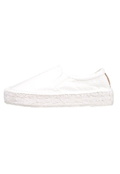 Replay Mugler Espadrilles White