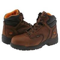 Timberland Titan 6 Composite Toe Camel Brown Men's Work Boots