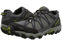 Oboz Traverse Low Dark Shadow Men's Shoes Black