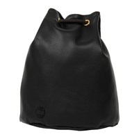 Mi Pac Gold Tumbled Swing Backpack Black