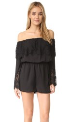 Bb Dakota Cavell Romper Black