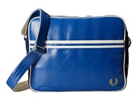 Fred Perry Classic Shoulder Bag Navy Regal Messenger Bags Black