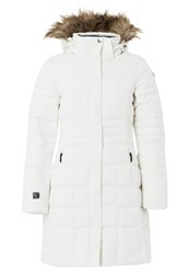 Icepeak Jill I Down Coat Perlweiss Off White