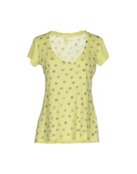 Gold Case Sogno T Shirts Acid Green
