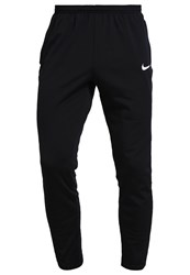 Nike Performance Academy Tracksuit Bottoms Black White