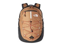 The North Face Borealis Dijon Brown Poinciana Orange Backpack Bags