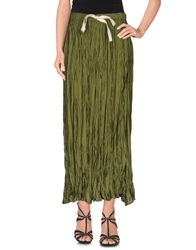 Guardaroba By Aniye By Long Skirts Military Green