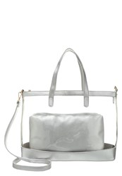 Only Onlstar Tote Bag Silver