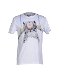 Pharmacy Industry T Shirts White