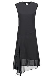 Bruuns Bazaar Belda Cocktail Dress Party Dress Moonless Night Black