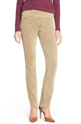 Petite Women's Jag Jeans 'Peri' Pull On Stretch Corduroy Pants