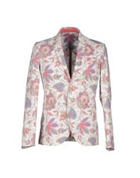 Roberto Pepe Suits And Jackets Blazers Men White
