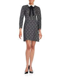 Erin Fetherston Lace A Line Dress Black