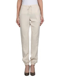 Hotel Particulier Casual Pants Beige